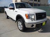 2010 Oxford White Ford F150 FX4 SuperCab 4x4 #57823135