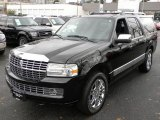 2008 Black Lincoln Navigator L Luxury 4x4 #57873771