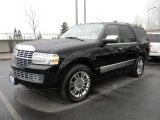 2007 Black Lincoln Navigator Ultimate 4x4 #57873761
