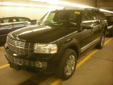 2008 Black Lincoln Navigator L Luxury 4x4 #57875593