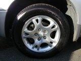 Dodge Grand Caravan 2002 Wheels and Tires