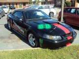 2003 Black Ford Mustang GT Convertible #57875567