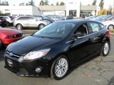 2012 Ford Focus Black