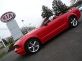 2006 Torch Red Ford Mustang GT Premium Convertible #57877405
