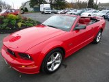 2006 Ford Mustang GT Premium Convertible Data, Info and Specs