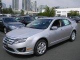 2011 Ingot Silver Metallic Ford Fusion SE V6 #57873671