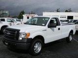 2011 Oxford White Ford F150 XL Regular Cab #57873668