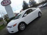 2007 Taffeta White Honda Civic LX Coupe #57877387