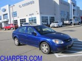 2007 Laser Blue Metallic Chevrolet Cobalt LT Sedan #57873610
