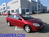 2007 Sport Red Tint Coat Chevrolet Cobalt LT Coupe #57873608