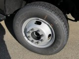 2012 Ford F350 Super Duty XL Regular Cab 4x4 Dually Wheel