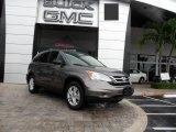 2011 Urban Titanium Metallic Honda CR-V EX 4WD #57873568