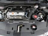 2011 Honda CR-V EX 4WD 2.4 Liter DOHC 16-Valve i-VTEC 4 Cylinder Engine