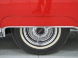 Oldsmobile Ninety Eight Wheels and Tires
