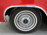 Oldsmobile Ninety Eight 1964 Wheels and Tires