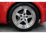 Porsche 930 Wheels and Tires