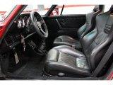 Porsche 930 Interiors