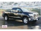 2012 Black Toyota Tundra Double Cab 4x4 #57873541