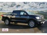 2012 Black Toyota Tundra TRD Rock Warrior CrewMax 4x4 #57873540