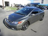 2006 Galaxy Gray Metallic Honda Civic Si Coupe #57877334
