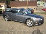 2008 Quartz Grey Metallic Audi A4 2.0T Special Edition quattro Avant #57875450