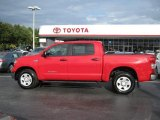 2011 Radiant Red Toyota Tundra CrewMax #57873480