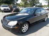 2004 Black Mercedes-Benz S 430 4Matic Sedan #57877305