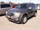 2011 Sterling Grey Metallic Ford Escape Limited V6 4WD #57875403