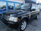 2006 Java Black Pearl Land Rover Range Rover HSE #57877283