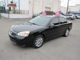 2007 Black Chevrolet Malibu LT Sedan #57877238