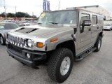 2006 Desert Sand Hummer H2 SUV #57877235