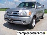 2005 Phantom Gray Pearl Toyota Tundra SR5 Double Cab #57873421