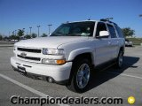 2005 Summit White Chevrolet Tahoe LT 4x4 #57873420
