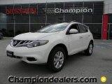 2012 Pearl White Nissan Murano SL #57873405