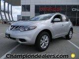 2012 Brilliant Silver Nissan Murano SL #57873402