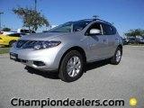 2012 Brilliant Silver Nissan Murano SL #57873399