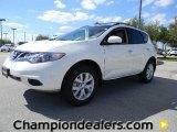 2012 Pearl White Nissan Murano SV #57873397
