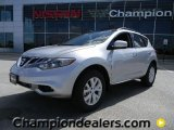 2012 Brilliant Silver Nissan Murano SL #57873392