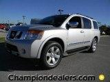 2012 Brilliant Silver Nissan Armada SL #57873384