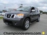 2012 Smoke Gray Nissan Armada Platinum #57873380