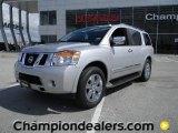 2012 Brilliant Silver Nissan Armada Platinum #57873378
