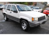 1998 Stone White Jeep Grand Cherokee Laredo 4x4 #57877189