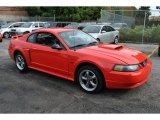 2001 Performance Red Ford Mustang GT Coupe #57877185