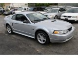 2000 Silver Metallic Ford Mustang GT Coupe #57877174