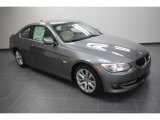2012 Space Grey Metallic BMW 3 Series 328i Coupe #57875315