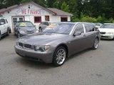 2003 Sterling Grey Metallic BMW 7 Series 745Li Sedan #57877098