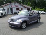 2007 Opal Gray Metallic Chrysler PT Cruiser Convertible #57877097