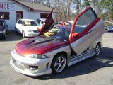 1999 Cayenne Red Metallic Chevrolet Cavalier Z24 Coupe #57877080