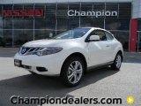 2011 Glacier White Pearl Nissan Murano CrossCabriolet AWD #57873213