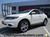 2011 Glacier White Pearl Nissan Murano CrossCabriolet AWD #57873211